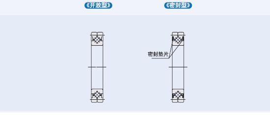 密封部的结构